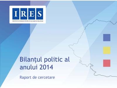 BILANŢUL POLITIC AL ANULUI 2014